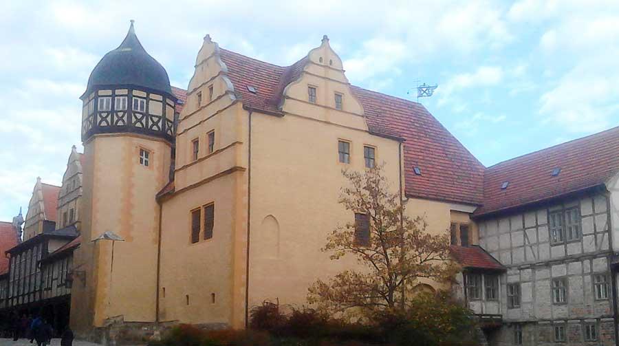 Museen in Quedlinburg - Schlossmuseum
