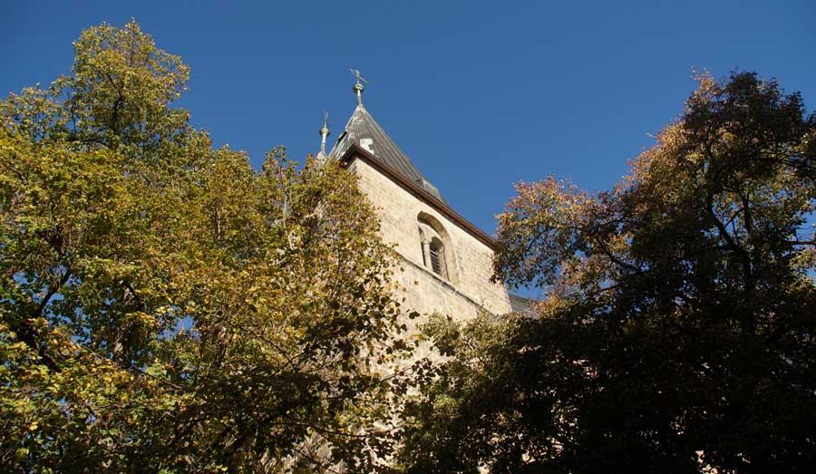 Sehenwürdigkeiten in Quedlinburg - St. Blasiikirche