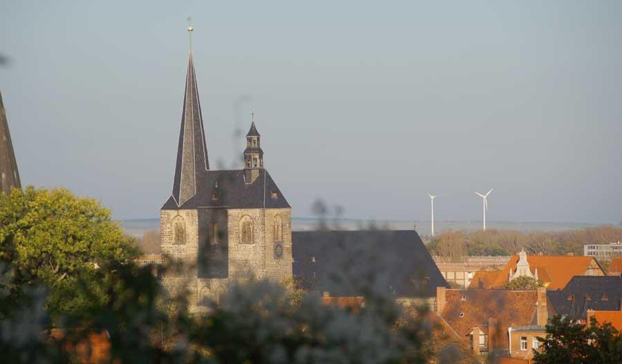 St. Benediktii in Quedlinburg