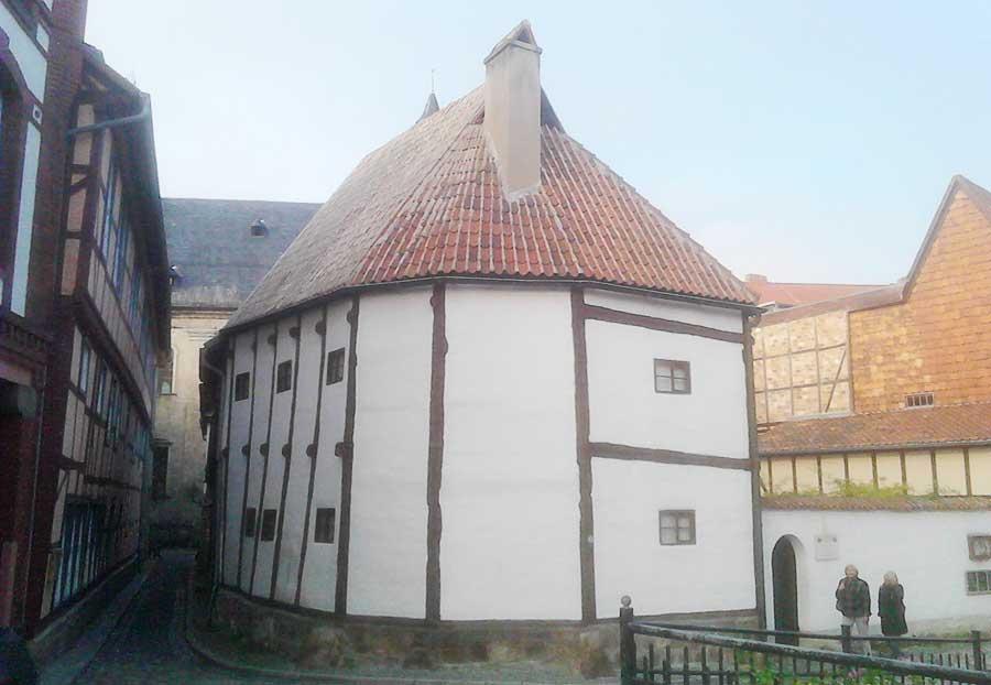 Fachwerkmuseum Ständerbau