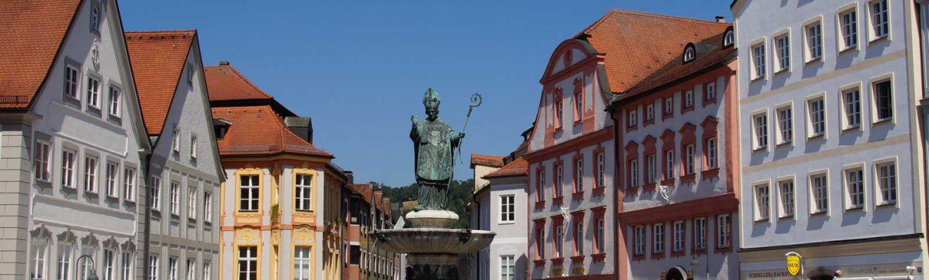 Die Altstadt von Eichstätt – eine Städtereise
