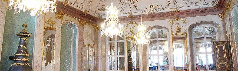 Sehenswürdigkeiten in Eichstätt - Spiegelsaal