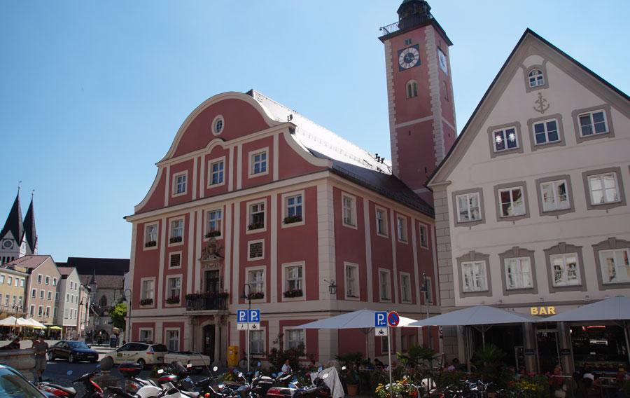 Rathaus von Eichstaett