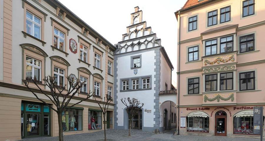 Museen in Naumburg - Stadtmuseum Hohe Lilie