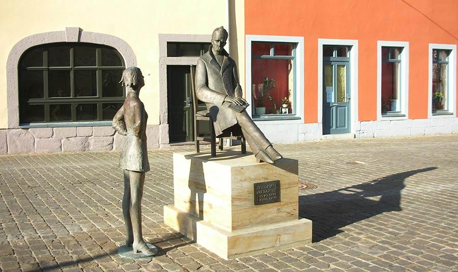 Friedrich Nietzsche Denkmal