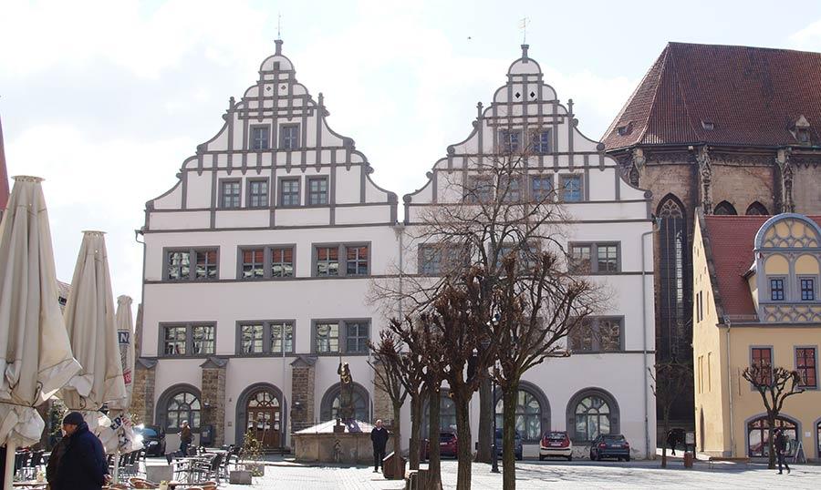 Sehenswürdigkeiten in Naumburg - Residenz