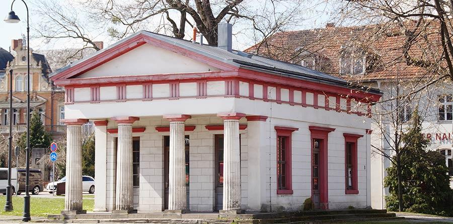 Sehenswürdigkeiten in Naumburg - Salztorhäuser