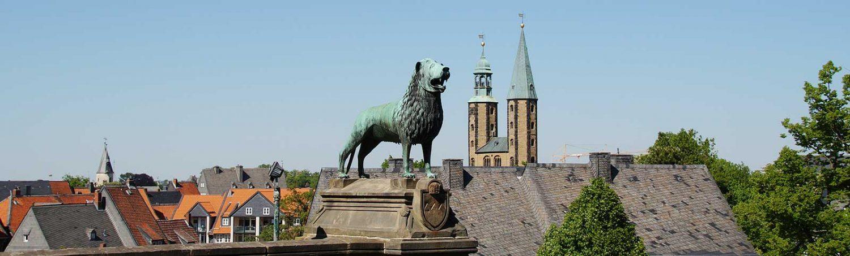 Die Altstadt von Goslar- eine Städtereise