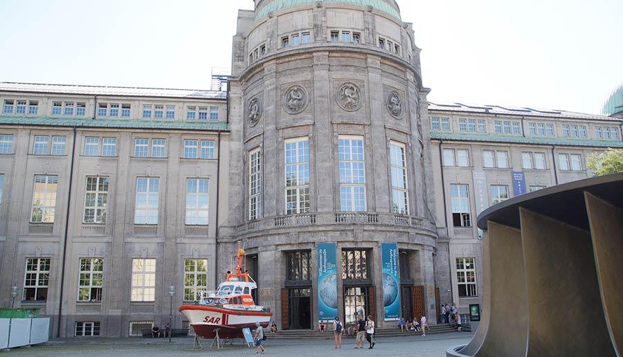 Deutsches Museum - Museen in München
