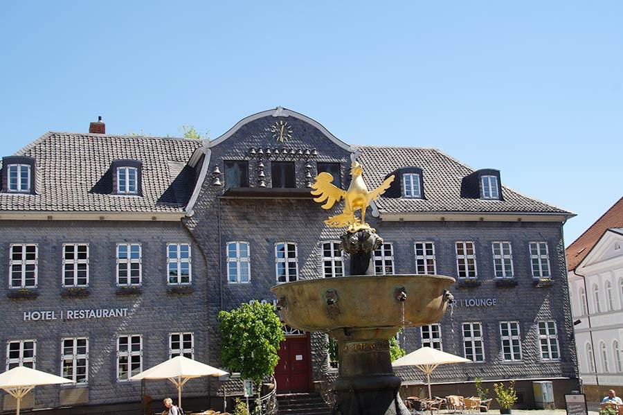 Sehenswürdigkeiten in goslar - alte Kämmerei