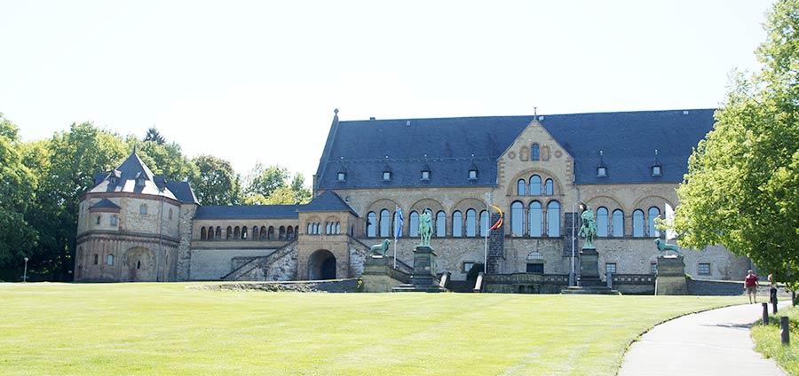 Kaiserpfalz Goslar Museen in Goslar