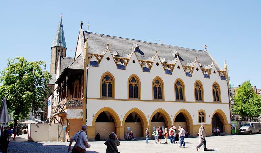 Huldigungssaal in Goslar