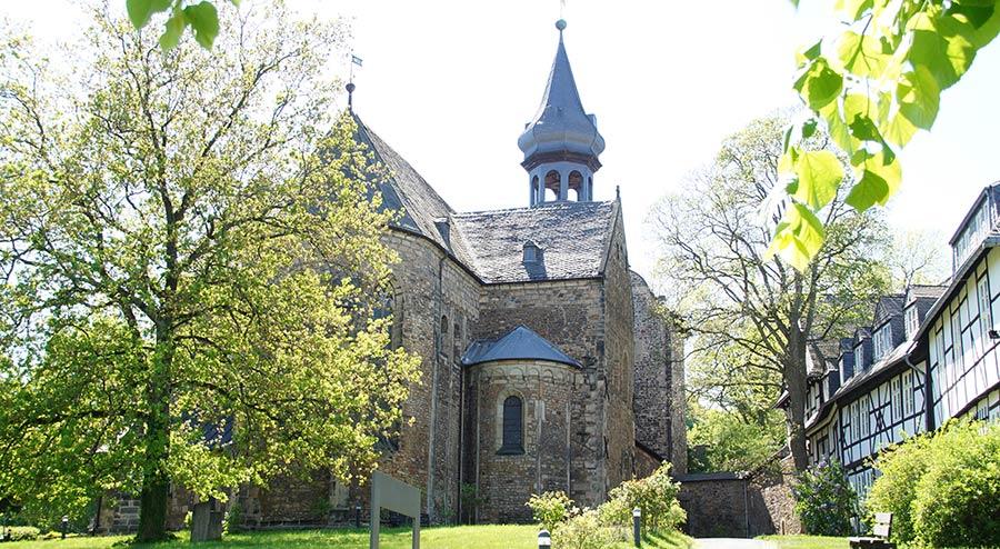 St. Peter und Paul eine der Sehenswürdigkeiten in Goslar