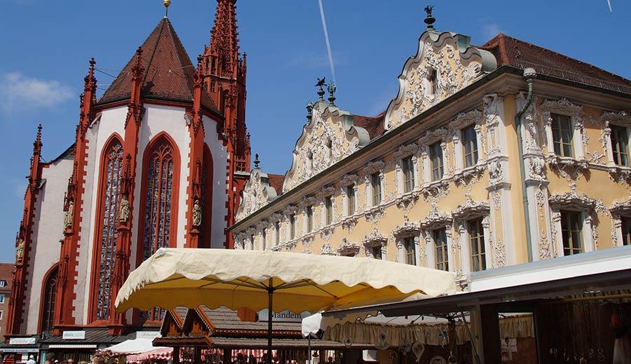 Altstadt von Würzburg