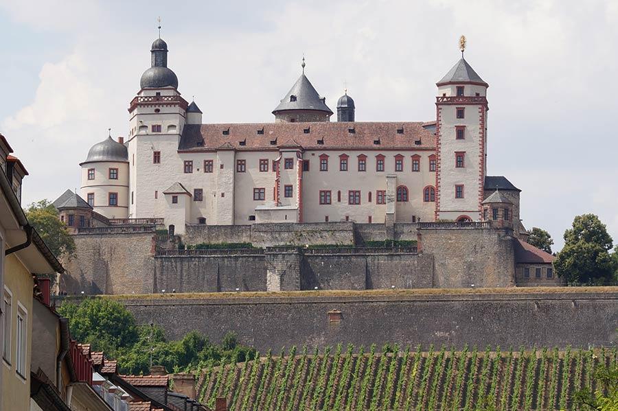 Marienberg Festung