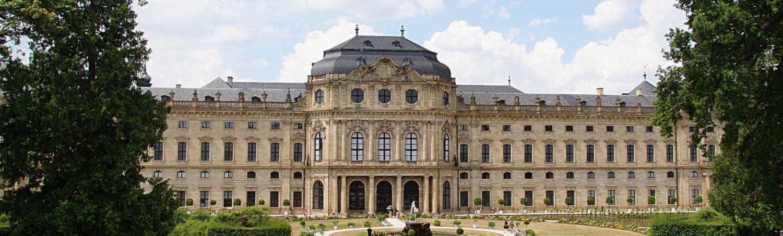Die Altstadt von Würzburg- eine Städtereise
