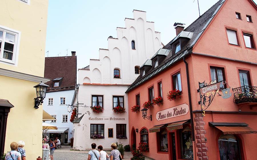 Sehenswürdigkeiten in Füssen - Brotmarkt