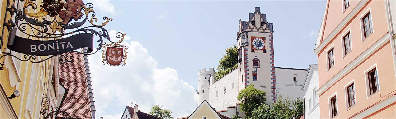 Sehenswürdigkeiten in Füssen