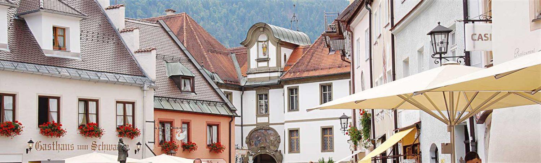 Museen in Füssen