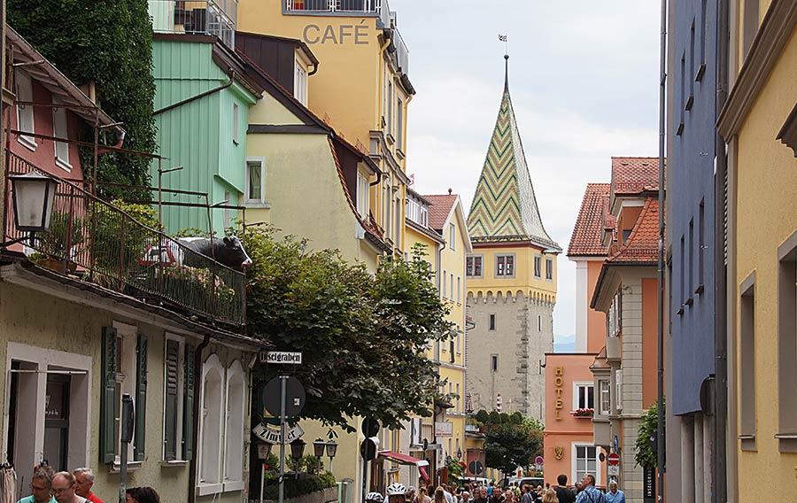 Altstadt von Lindau