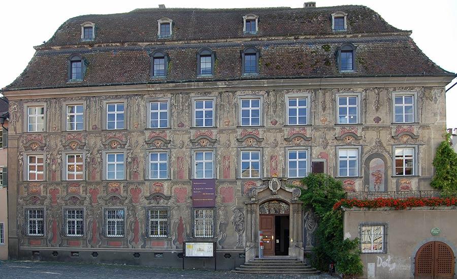 Haus am Cavazzen in Lindau