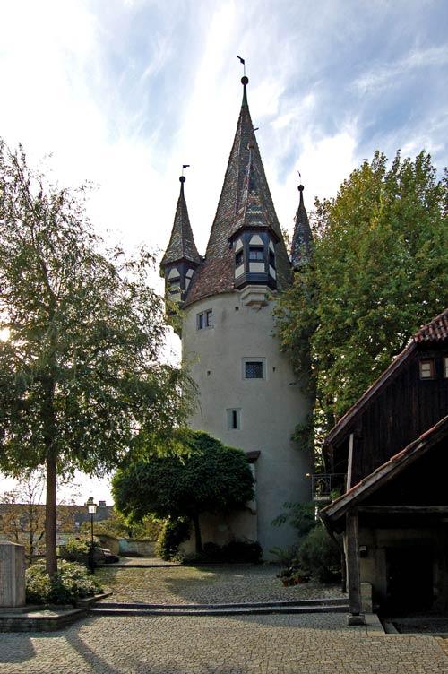 Diebsturm in Lindau