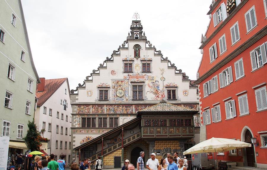 Sehenswürdigkeiten in Lindau Altes Rathaus