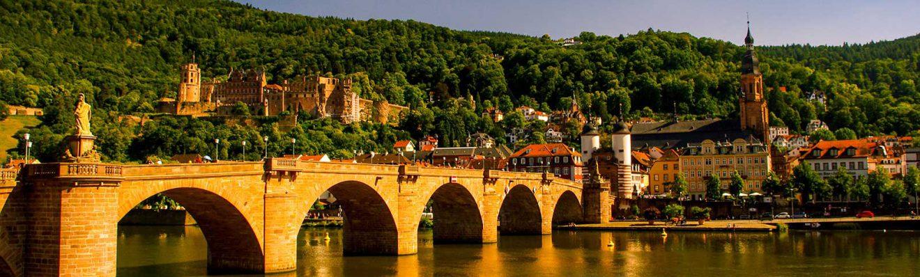 Die Altstadt von Heidelberg – eine Städtereise