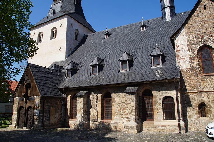 St.-Johanniskirche in Wernigerode