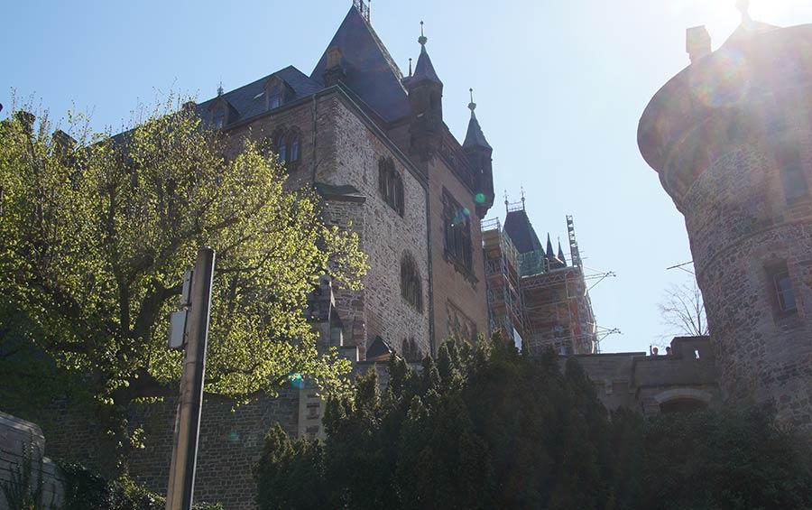 Schloss von Wernigerode - Sehenswürdigkeiten von Wernigerode
