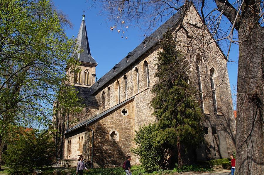 Kirche St. Sylvestri