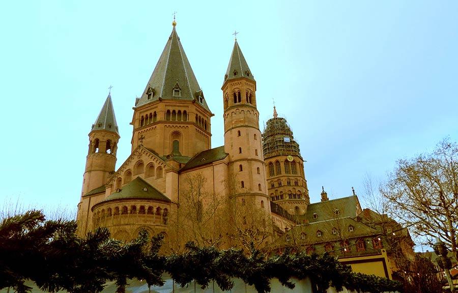 Sehenswürdigkeiten in Mainz - Dom