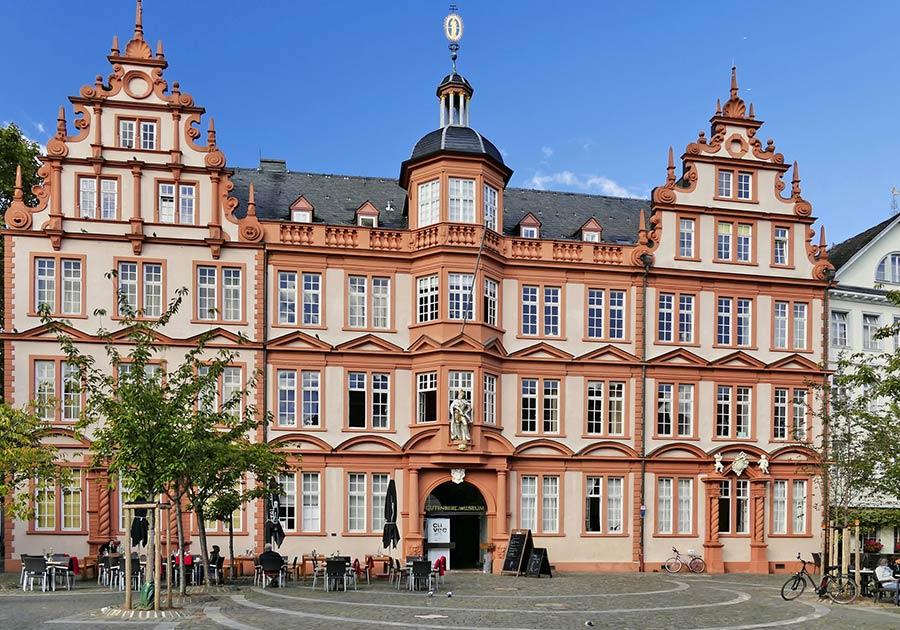 Römischer Kaiser - Gutenberg Museum