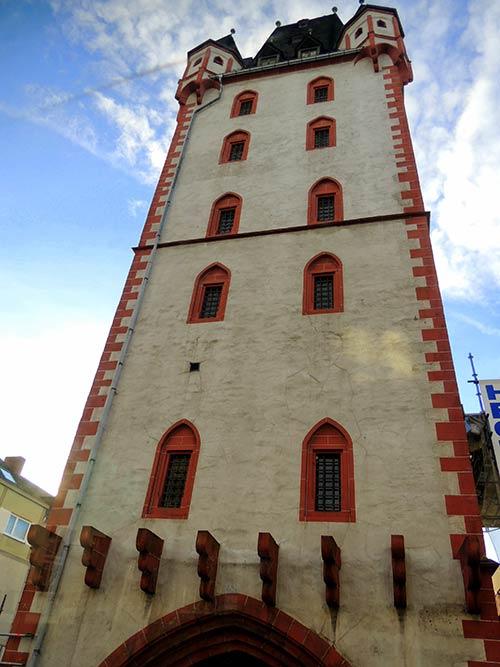 Sehenswürdigkeiten in Mainz, der Holzturm
