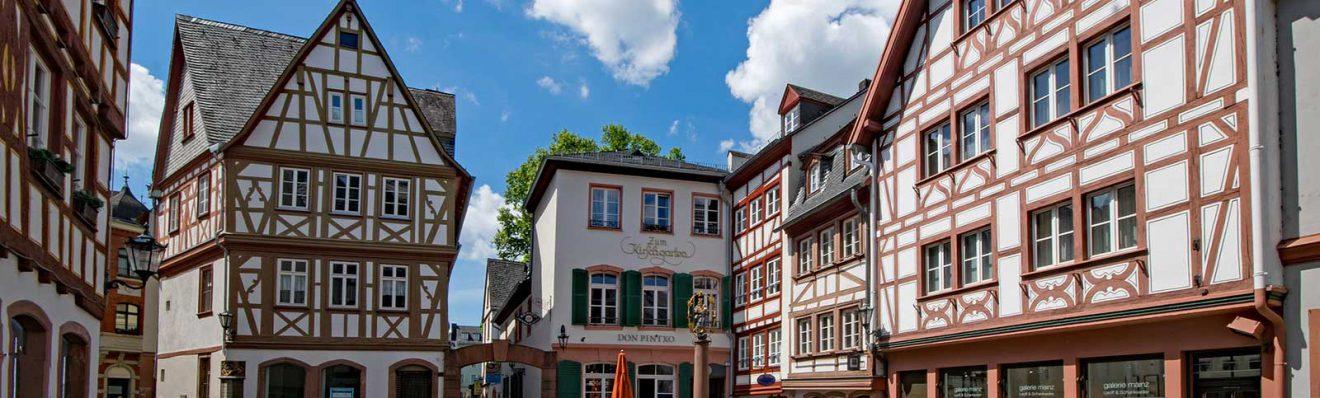 Die Altstadt von Mainz – eine Städtereise