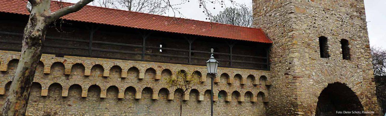 Stadtmauern in Deutschland