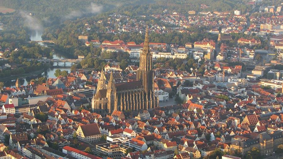 Höchster Kirchturm Deutschlands