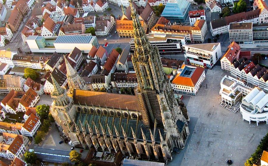 Höchster Kirchturm In Deutschland