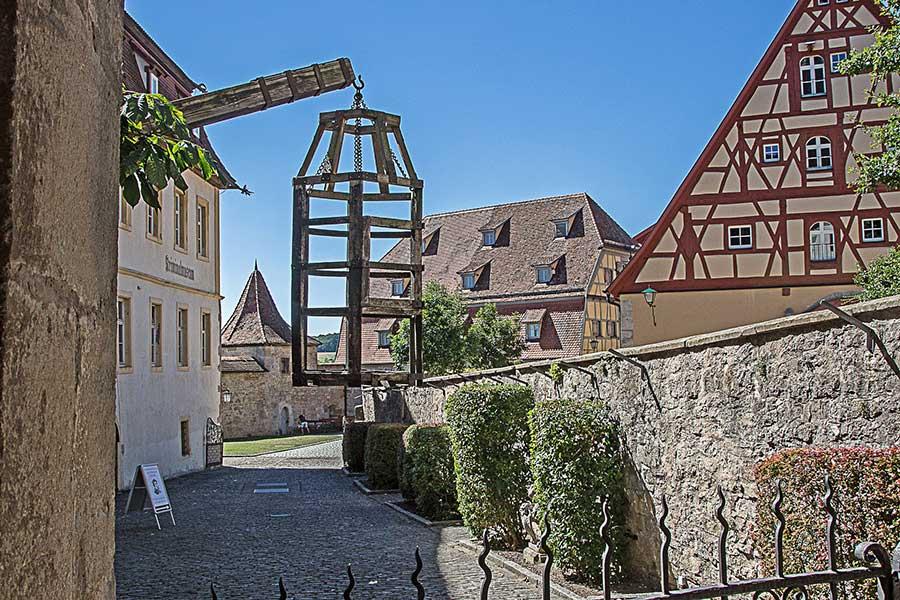 Museum in Rothenburg