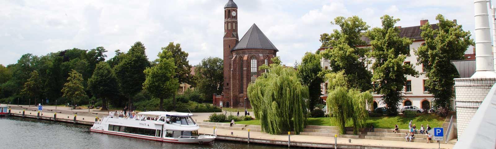 Die Altstadt von Brandenburg – eine Städtereise