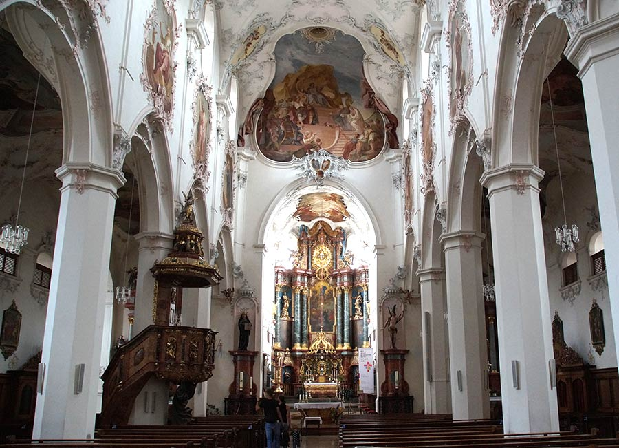 St. Fridolinmünster
