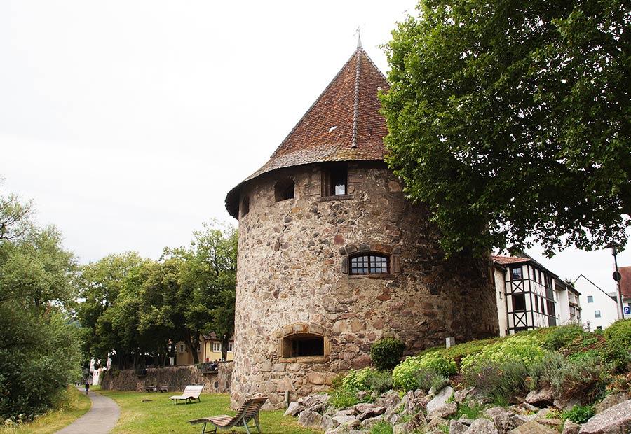 Gallusturm Sehenswürdigkeiten in Bad Säckingen