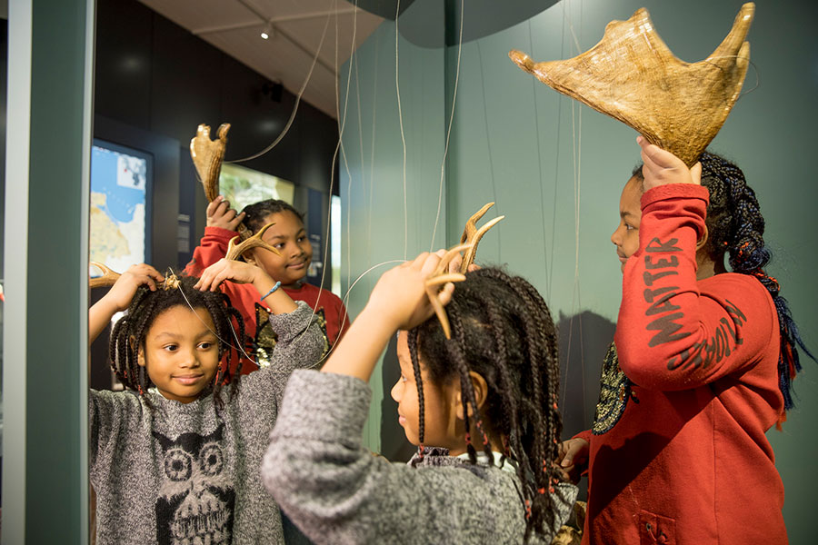 Kinder-im-Bereich-Naturkunde-©-Ostpreußisches-Landesmuseum-lueneburg