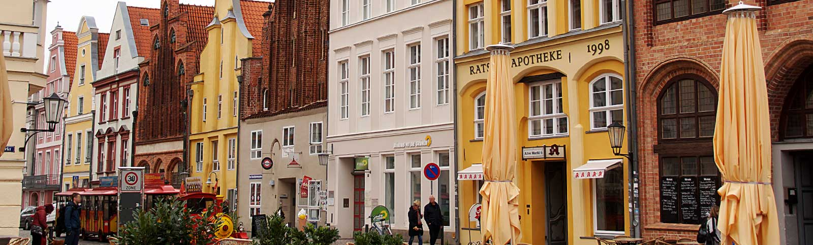 Die Altstadt von Stralsund – eine Städtereise