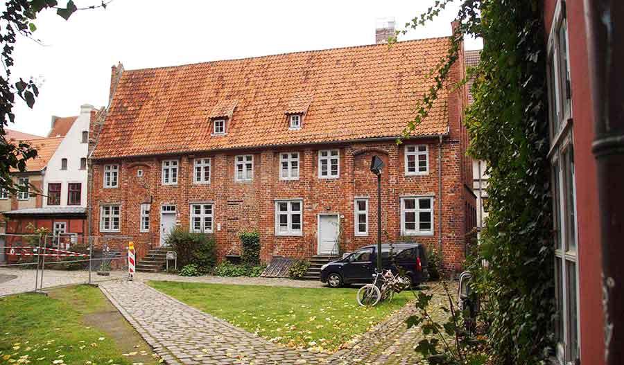 Altstadt von Stralsund