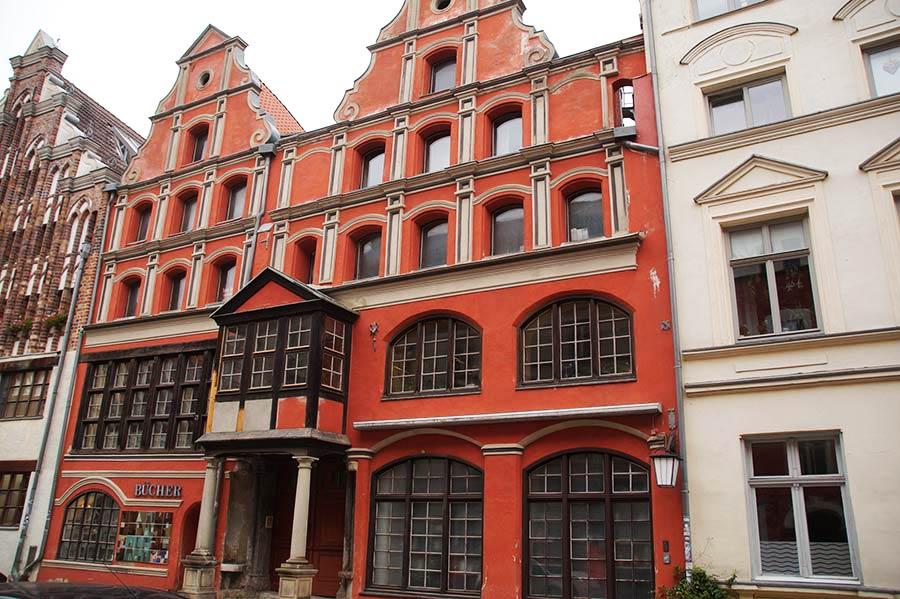 altstadthaus in Stralsund