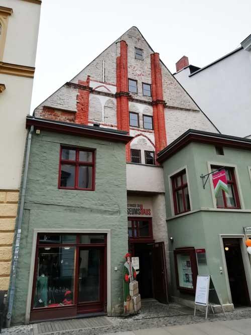Musemshaus - Museen in Stralsund