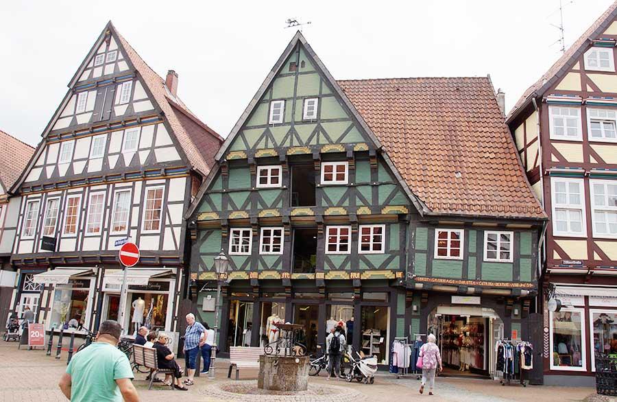 Sehenswürdigkeiten in Celle