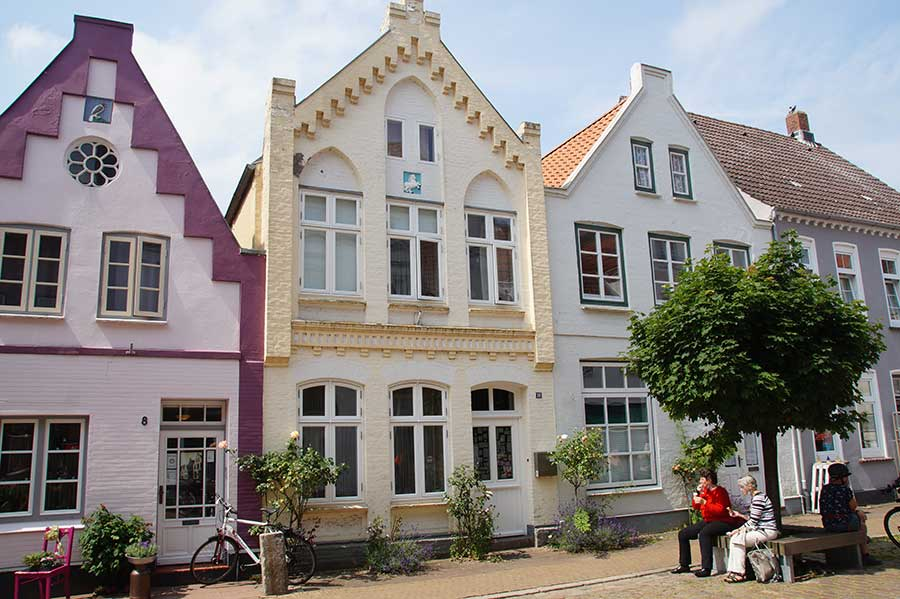 Altstadtgasse in der Holländerstadt