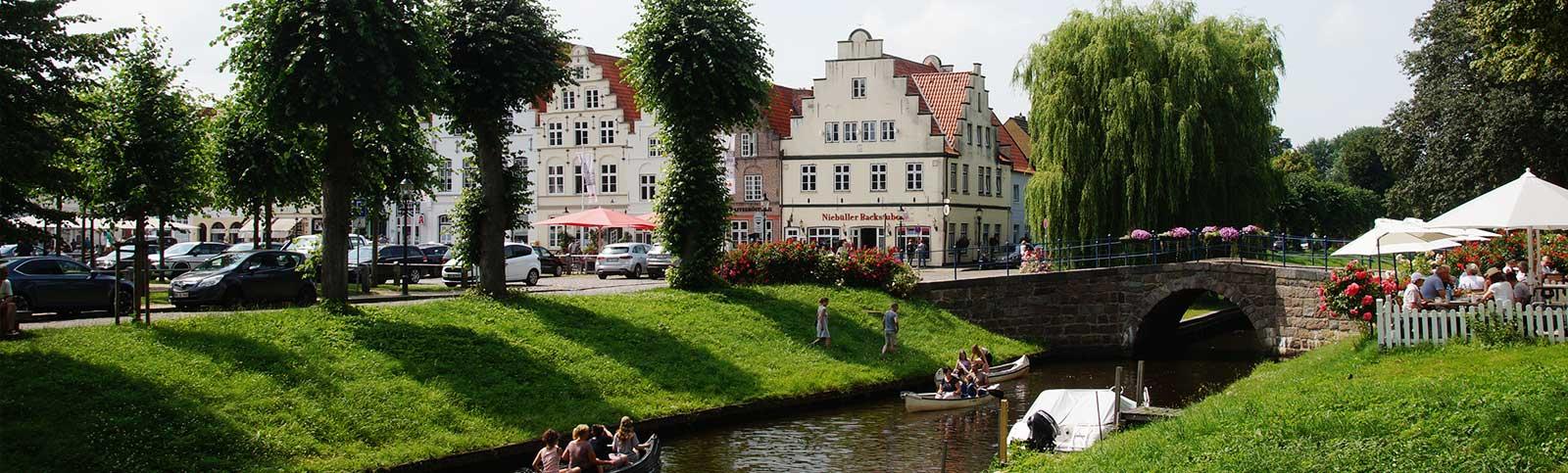 Holländerstadt Friedrichstadt